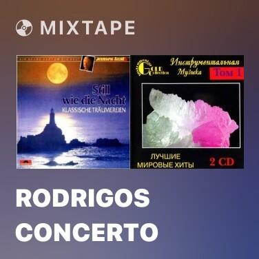 Mixtape Rodrigos Concerto - Various Artists