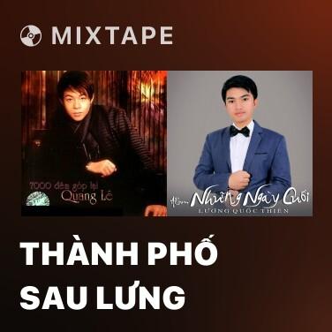 Radio Thành Phố Sau Lưng - Various Artists