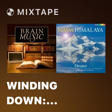 Radio Winding Down: Natural White Noise Nature Sounds of the Ocean (Manage Stress) - Various Artists