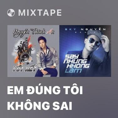 Mixtape Em Đúng Tôi Không Sai - Various Artists