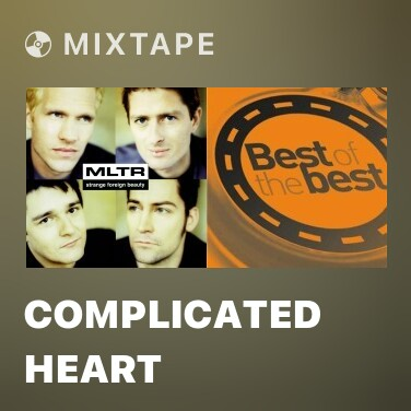 Radio Complicated Heart - Various Artists