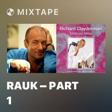 Radio Rauk – Part 1 - Various Artists