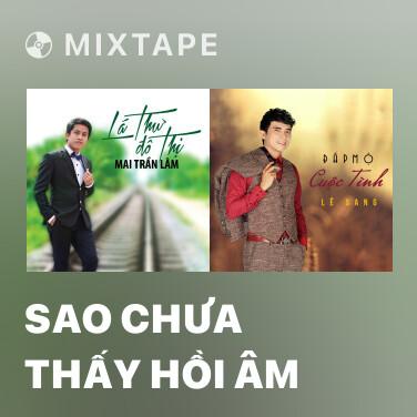 Mixtape Sao Chưa Thấy Hồi Âm - Various Artists