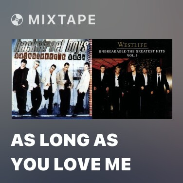 Radio As Long As You Love Me - Various Artists