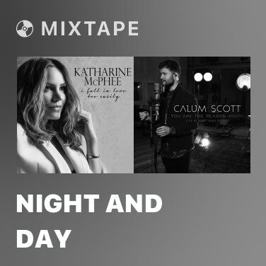 Mixtape Night and Day - Various Artists