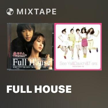 Mixtape Full House (Instrumental) - Various Artists