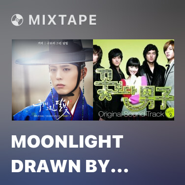 Mixtape Moonlight Drawn By Clouds - Various Artists