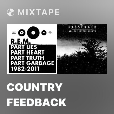 Mixtape Country Feedback - Various Artists