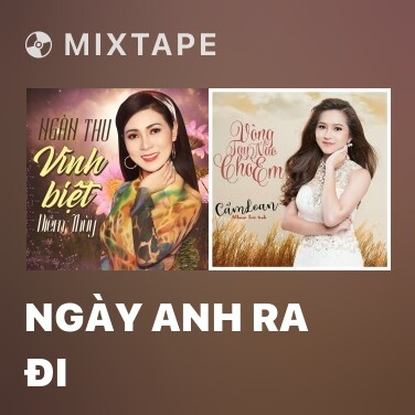 Mixtape Ngày Anh Ra Đi - Various Artists