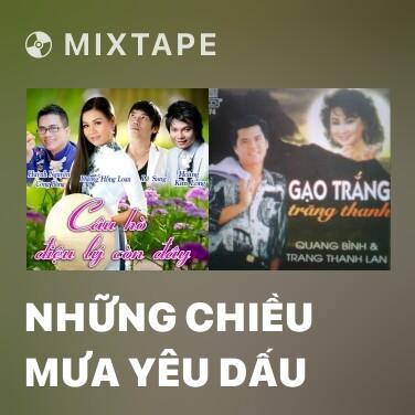 Mixtape Những Chiều Mưa Yêu Dấu - Various Artists