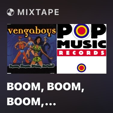 Radio Boom, Boom, Boom, Boom!! (Airplay Mix)