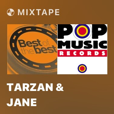 Mixtape Tarzan & Jane - Various Artists