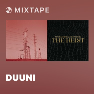 Mixtape Duuni - Various Artists