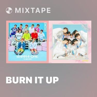 Mixtape Burn It Up - Various Artists