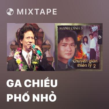 Radio Ga Chiều Phố Nhỏ - Various Artists