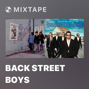 Mixtape Back Street Boys - Various Artists