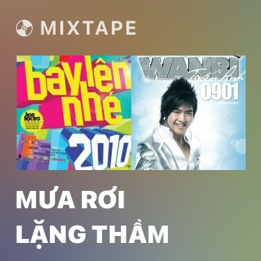 Mixtape Mưa Rơi Lặng Thầm - Various Artists