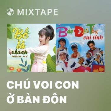 Mixtape Chú Voi Con Ở Bản Đôn