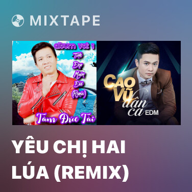 Mixtape Yêu Chị Hai Lúa (Remix) - Various Artists