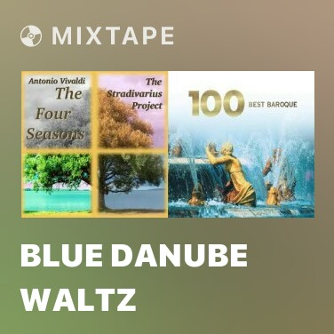 Radio Blue Danube Waltz - Various Artists