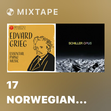 Radio 17 Norwegian Peasant Dances For Piano, Op. 72: VIII. Bridal March to Myllarguten - Various Artists
