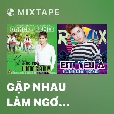 Mixtape Gặp Nhau Làm Ngơ (Remix) - Various Artists