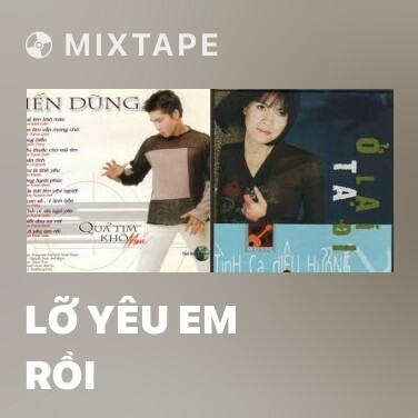 Mixtape Lỡ Yêu Em Rồi - Various Artists