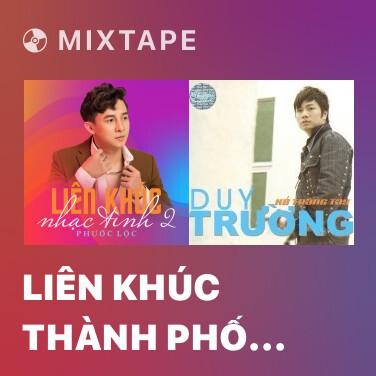 Mixtape Liên Khúc Thành Phố Sau Lưng (Con Đường Xưa Em Đi) - Various Artists