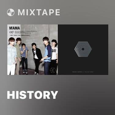 Mixtape History - Various Artists