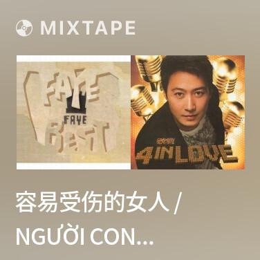Mixtape 容易受伤的女人 / Người Con Gái Dễ Tổn Thương (Mandarin) - Various Artists