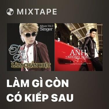 Mixtape Làm Gì Còn Có Kiếp Sau - Various Artists