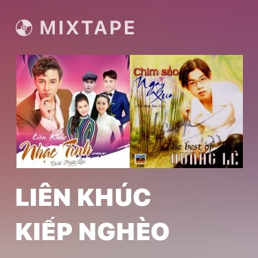 Radio Liên Khúc Kiếp Nghèo - Various Artists