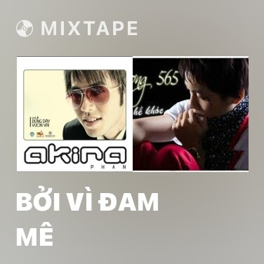 Radio Bởi Vì Đam Mê - Various Artists