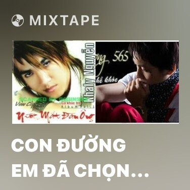 Radio Con Đường Em Đã Chọn Không Có Anh - Various Artists