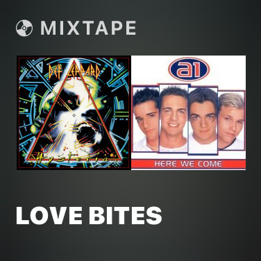 Mixtape Love Bites - Various Artists