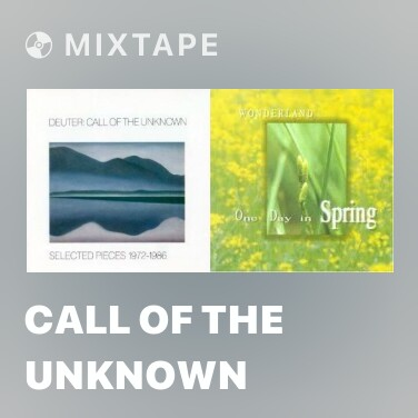 Radio Call Of The Unknown - Various Artists