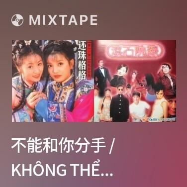 Mixtape 不能和你分手 / Không Thể Chia Tay Em - Various Artists
