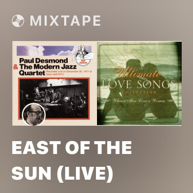 Radio East of the Sun (Live)