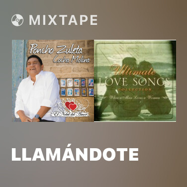 Mixtape Llamándote - Various Artists