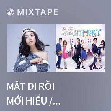 Mixtape Mất Đi Rồi Mới Hiểu / 失去才懂 - Various Artists