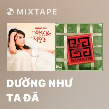 Mixtape Dường Như Ta Đã - Various Artists