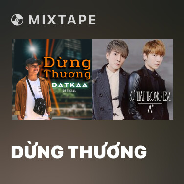 Mixtape Dừng Thương - Various Artists