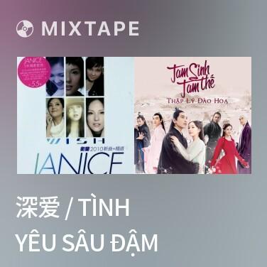 Mixtape 深爱 / Tình Yêu Sâu Đậm - Various Artists