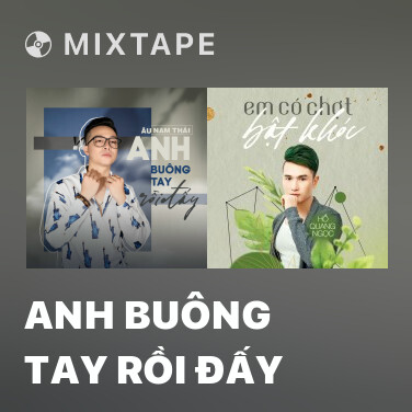 Mixtape Anh Buông Tay Rồi Đấy - Various Artists