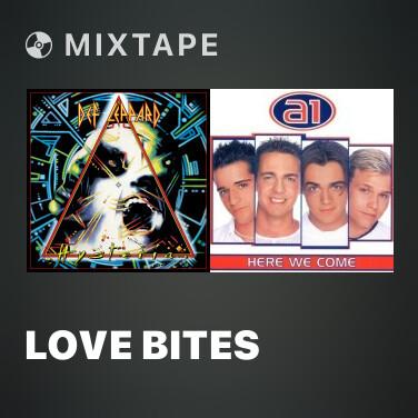 Mixtape Love Bites - Various Artists