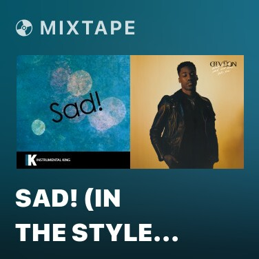 Mixtape Sad! (In the Style of XXXTENTACION) [Karaoke Version] - Various Artists