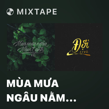 Mixtape Mùa Mưa Ngâu Nằm Cạnh - Various Artists