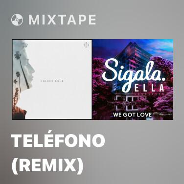 Radio TELÉFONO (Remix) - Various Artists