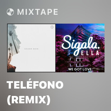 Radio TELÉFONO (Remix)
