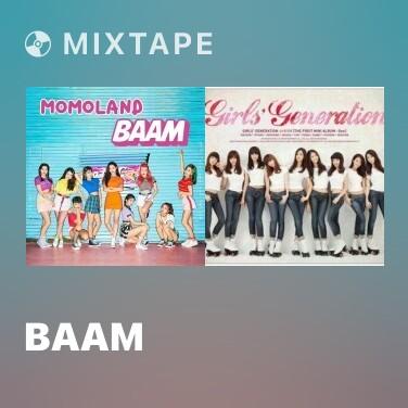 Mixtape BAAM - Various Artists